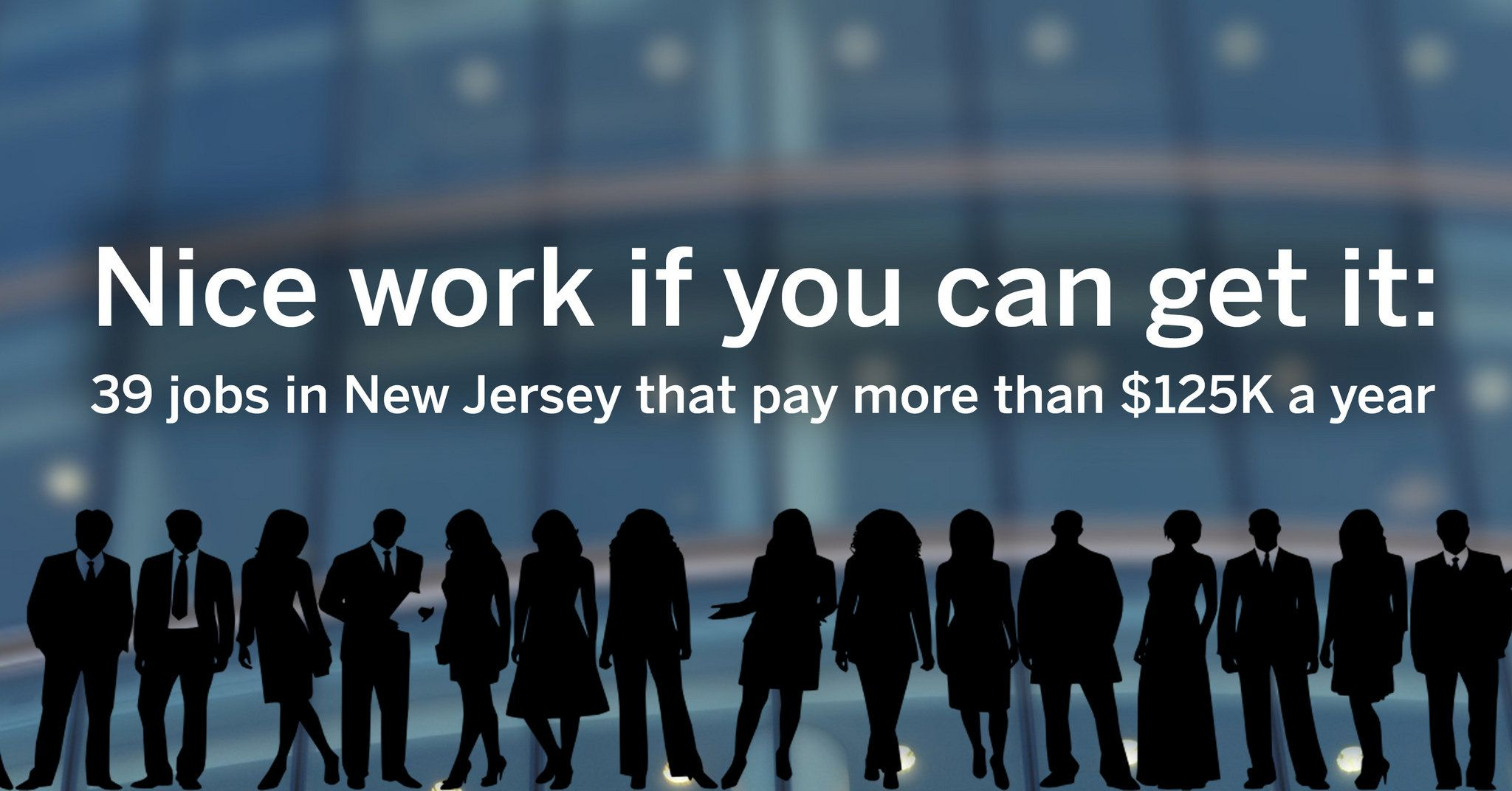 39 jobs in NJ that pay more