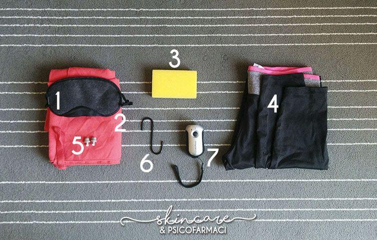 Per affrontare al meglio l'ostello, però, il bagaglio è fondamentale: che sia un pratico zaino o che sia un trolley, deve avere alcuni prodotti essenziali.