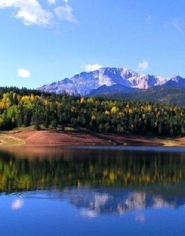 Crystal Reservoir - Pikes Peak, Colorado