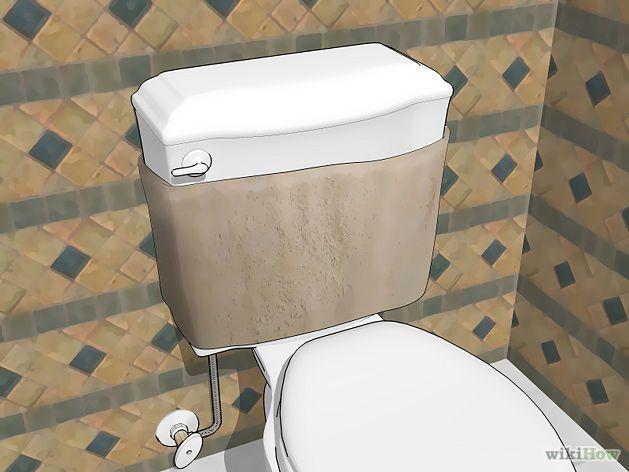 Image Stop Toilet Tank Sweating Step 1 Jpg Wikihow Toilet Tank Toilet Trends Toilet