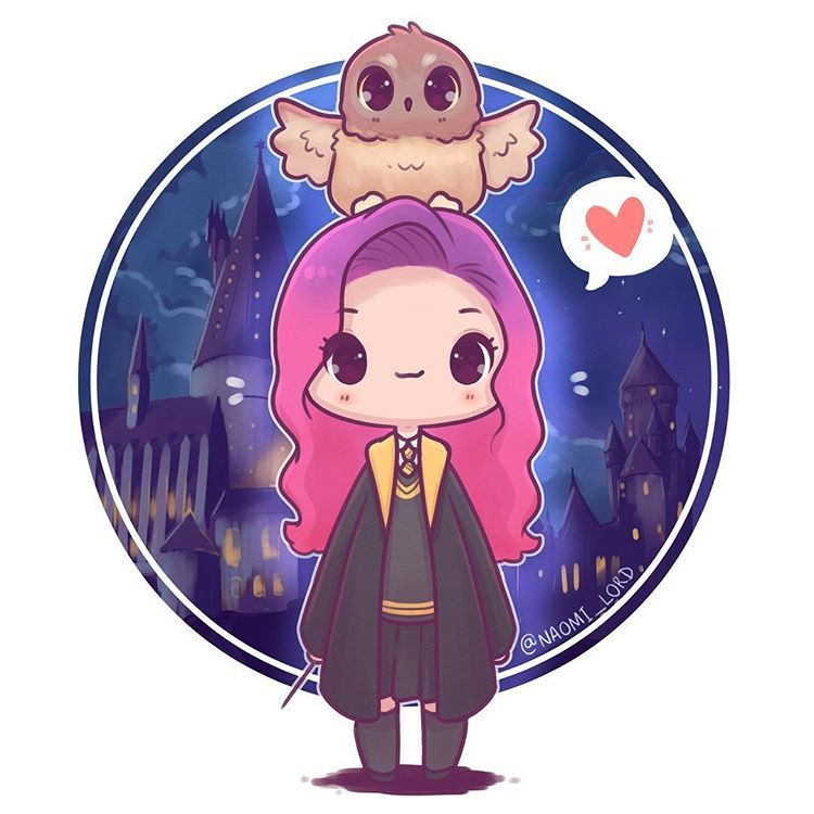 ✨???? Here's last weeks winner @cupcake_mel_ as a hufflepuff with a pet owl! ????✨ Keep an eye out next weekend for a chance to win your own… #interessen