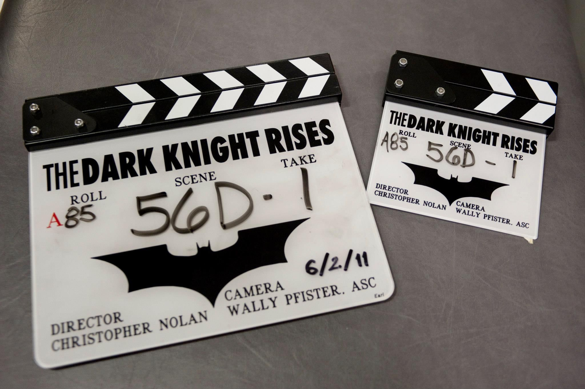 120 Photos From The Making Of The Dark Knight Trilogy With Images