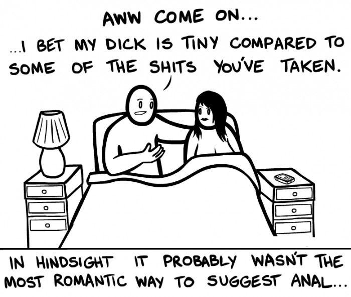 Hot toon anal