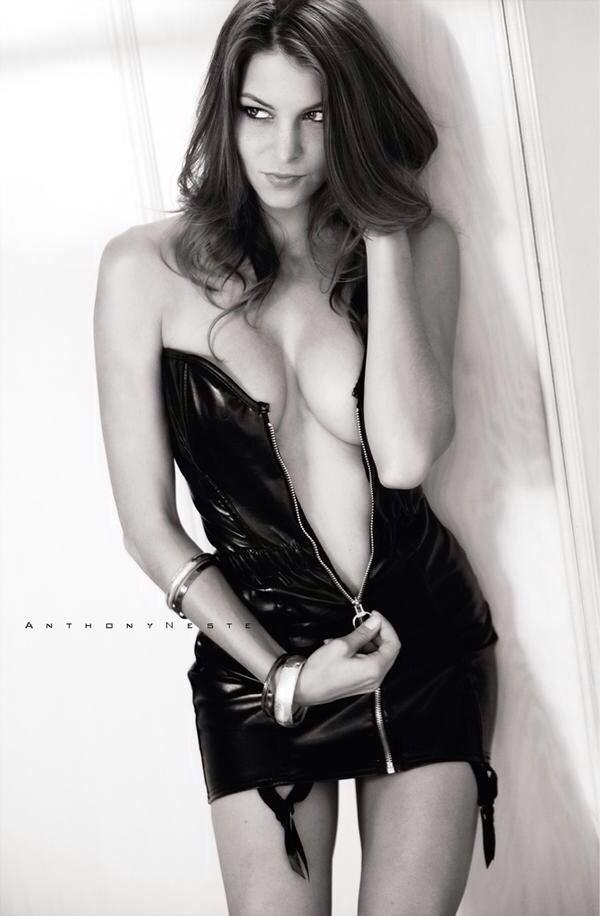 lingerie Amber sym black