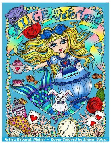 Alice In Waterland By Deborah Muller Amazon