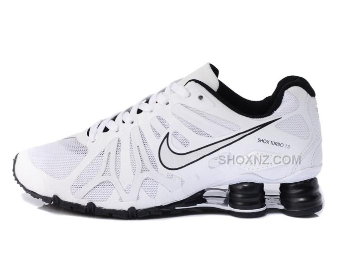 Men Nike Shox Turbo 13 Running Shoe 247
