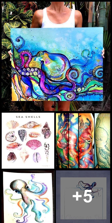 Photo of Bildergebnis für Tintenfischtätowierung –  Bild Ergebnis für Octopus Tattoo, …