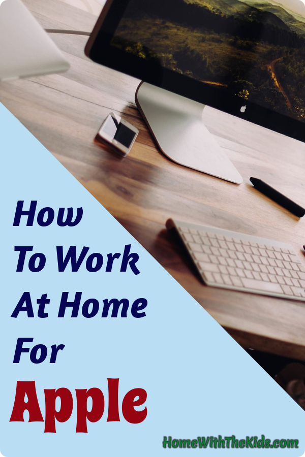 How To Work At Home For Apple Work from home moms, Work