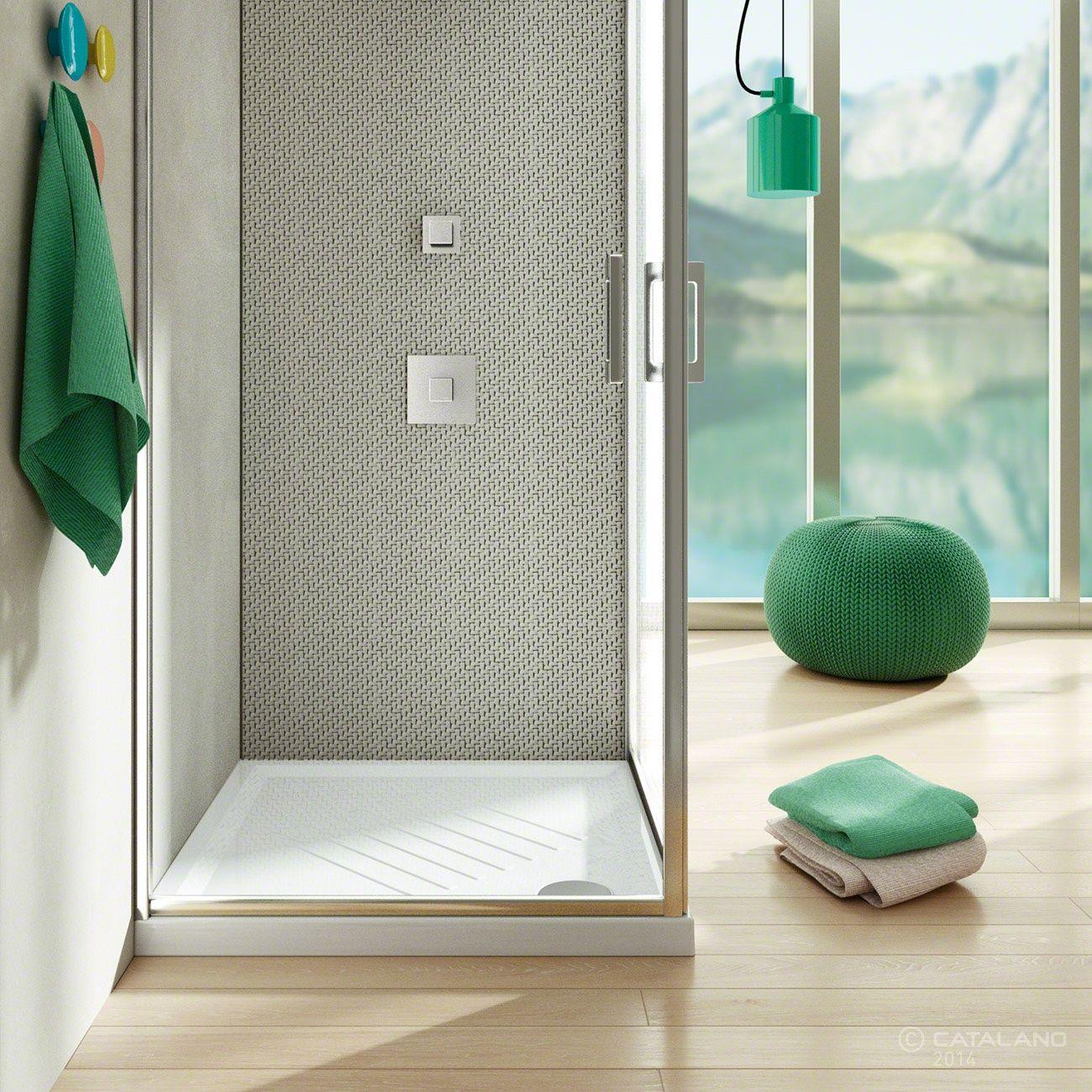 Piatti doccia Verso 90x90 Doccia, Arredamento bagno