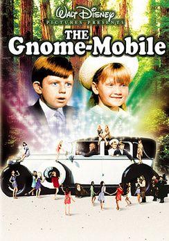 The Gnome Mobile Dvd Walmart Com Películas Viejas De Disney Peliculas De Disney Películas Viejas