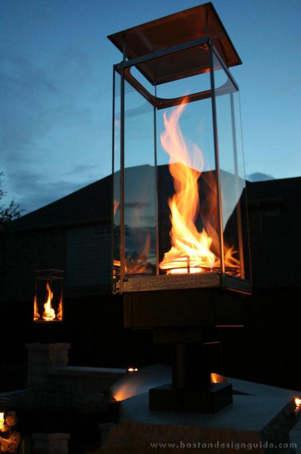 Brassworks Metal Restoration Fireplace Equipment In Providence Ri Boston Design Guide Outdoor Lighting Outdoor Decorative Lights Gas Lights
