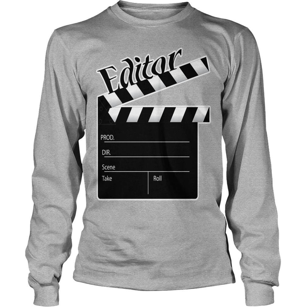 Shirt design editor - Editor T Shirt Gift Ideas Popular Everything Videos Shop