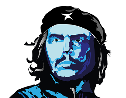 Check Out New Work On My Behance Profile Che Guevara Http Be Net Gallery 99605513 Che Guevara Che Guevara Illustration New Work