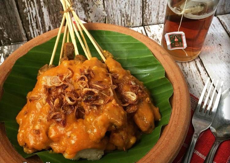 Resep Sate Padang Oleh Ibu Malka Resep Resep Resep Makanan Masakan