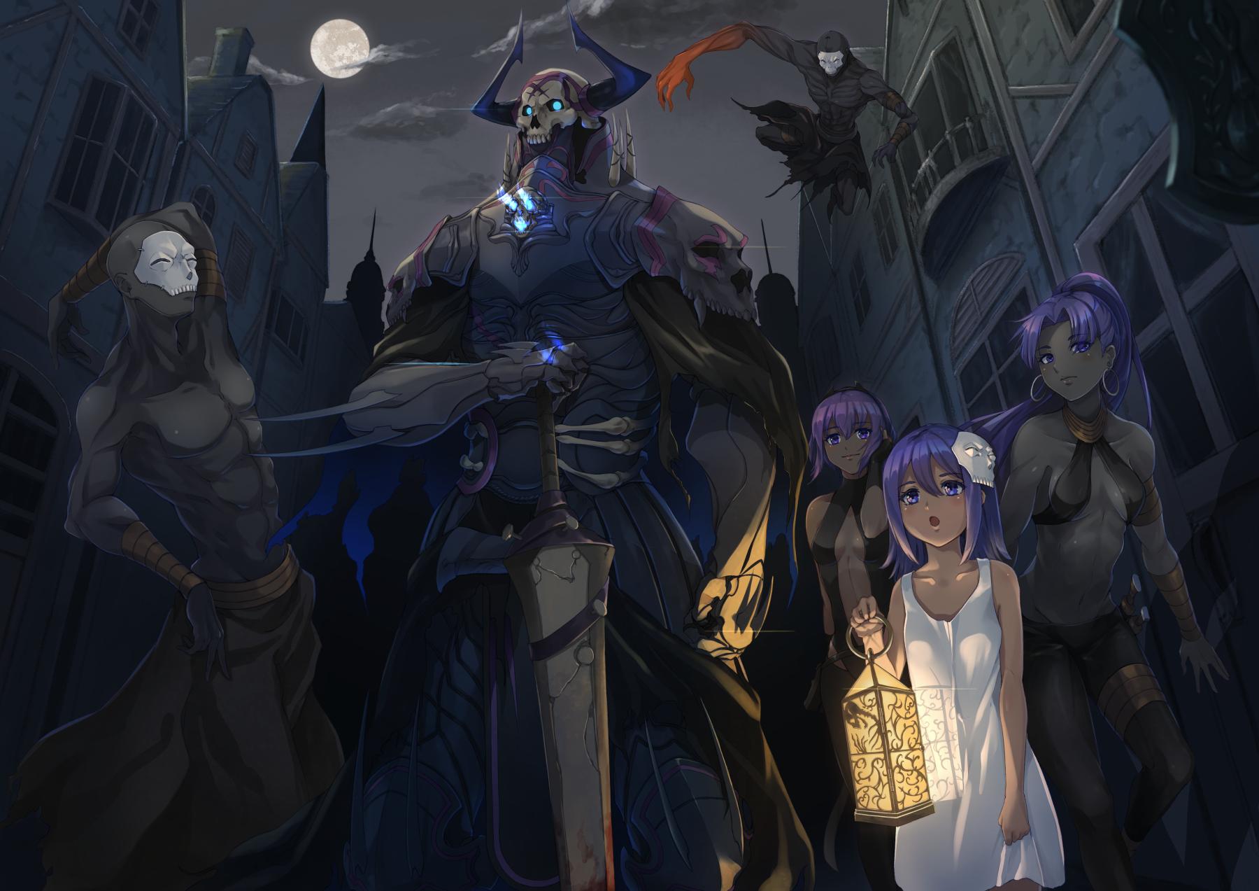 Los 10 asesinos más poderoso del Anime .