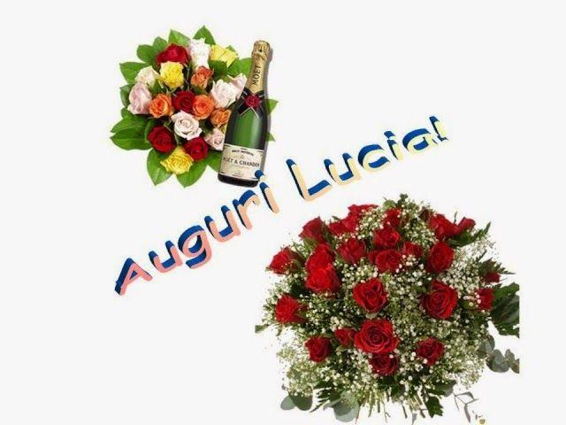 Auguri Matrimonio Con Una Canzone : Dicembre s lucia auguri di buon onomastico alle