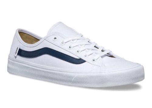 Vans Surf blancas