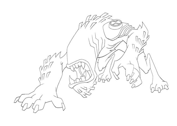 Coloring Page For Kids Monster Coloring Pages Coloring Pages Flower Coloring Pages