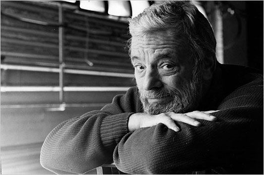 """""""Content dictates form. Less is more. God is in the details.""""     And no one is alone. - Stephen Sondheim"""