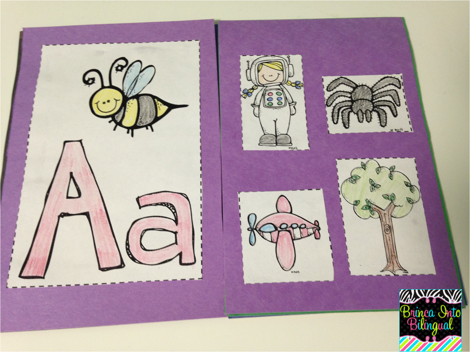 I Teach Bilinguals Bilingual Teaching Resources Alphabet In Spanish