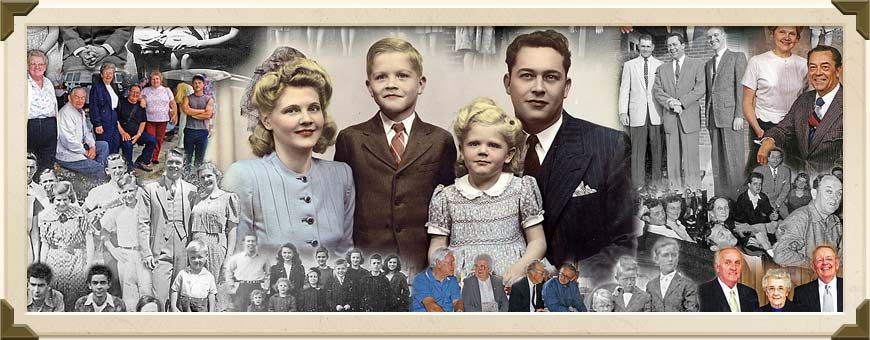 Need An Idea For Old Family Photographs Why Not Do A