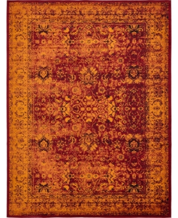 Linport Lin1 Burgundy 10 X 13 Area Rug Products In 2019 Area