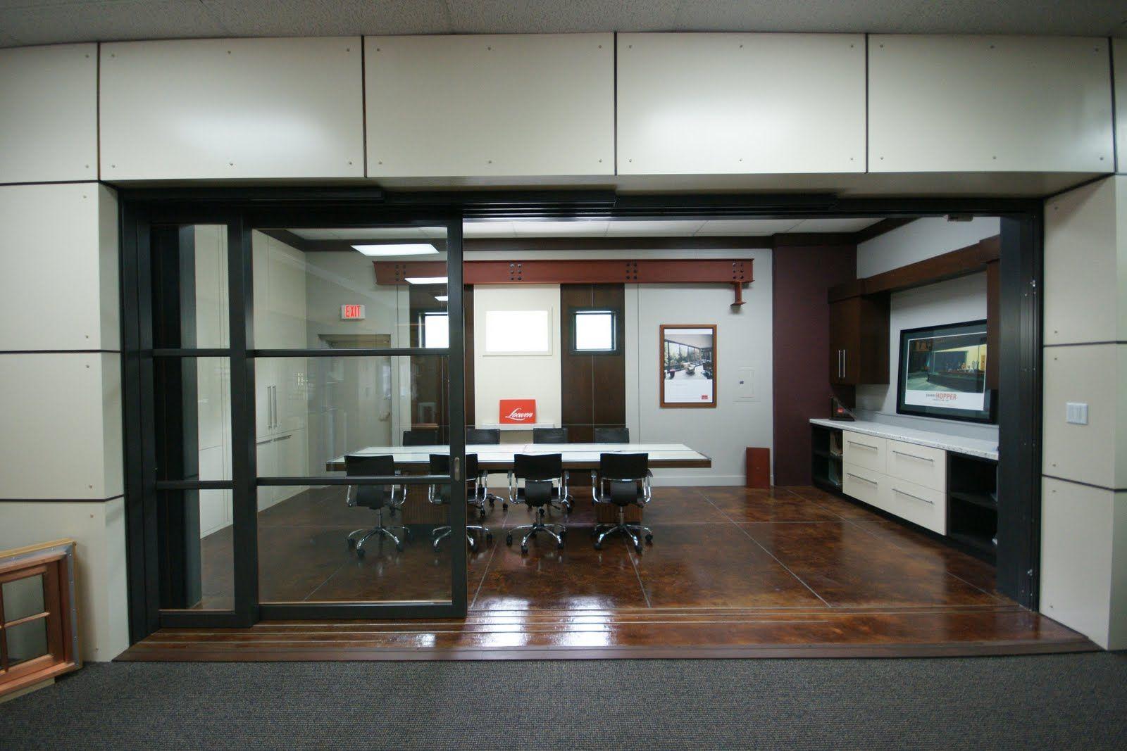 sliding conference room door 1 conference room pinterest conference room. Black Bedroom Furniture Sets. Home Design Ideas