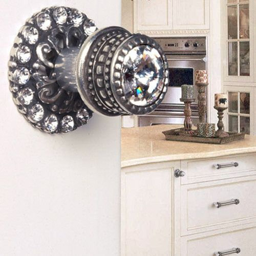 17 Best images about Crystal Hardware on Pinterest | Drawer pulls,  Swarovski crystals and Satin