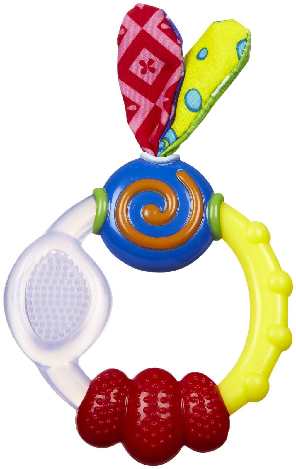 Nuby Wacky Teething Ring Been There Tried That Pinterest Rings Stainless Mug With Lid 240 Ml Blue Monkey