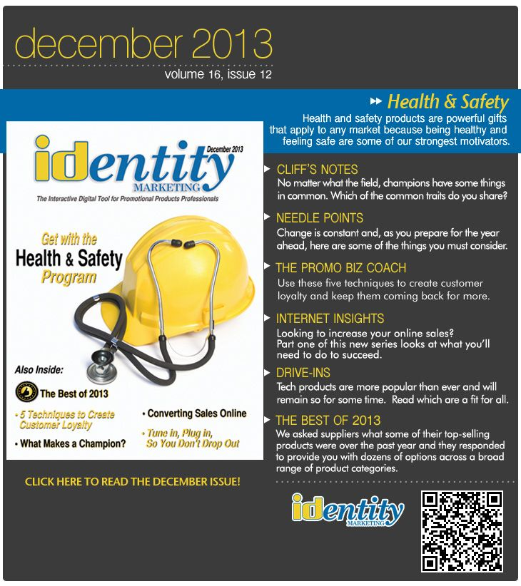 Get With The Health  Safety Program  Promotional Product Flyers