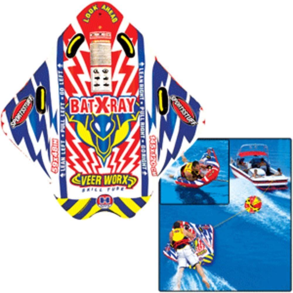 SportsStuff BatXRay Towable tubes, Boat wake, Boat tubes