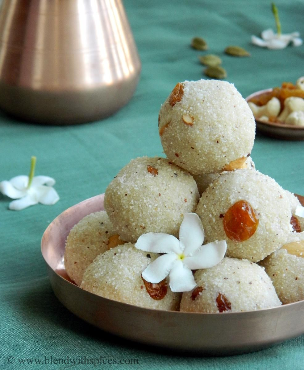 Rava Laddu X2f Ladoo Sweet Semolina Balls With Cashews Raisins And Cardamom Preparat Indian Dessert Recipes Special Recipes Recipes Using Condensed Milk
