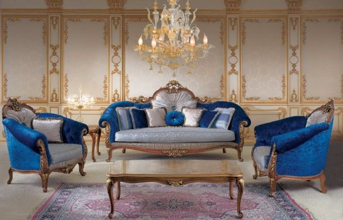 Victorian Living Room Set   Top And Best Italian Classic Furniture