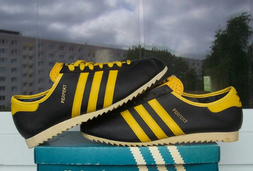 adidas Perfekt - 70's retro terrace wear - rare and desirable, good  colourway