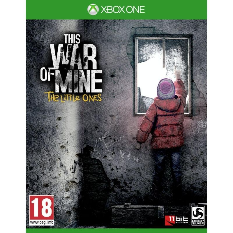 This War of Mine The Little Ones, Xbox One, Action/Adventure
