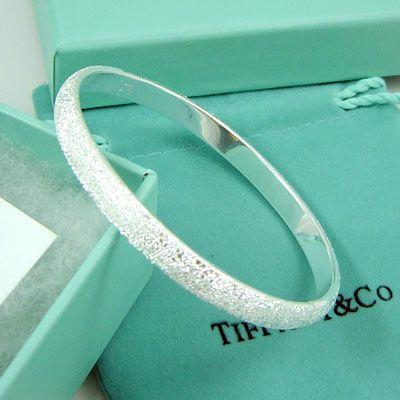 06f6c60370e5 Cheap Tiffany   Co Elegant Tiffany Crystal Sand Bangle For Sale ...