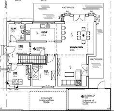 Grundriss mit gerader Treppe 9x11 http//wirbaueneinneo