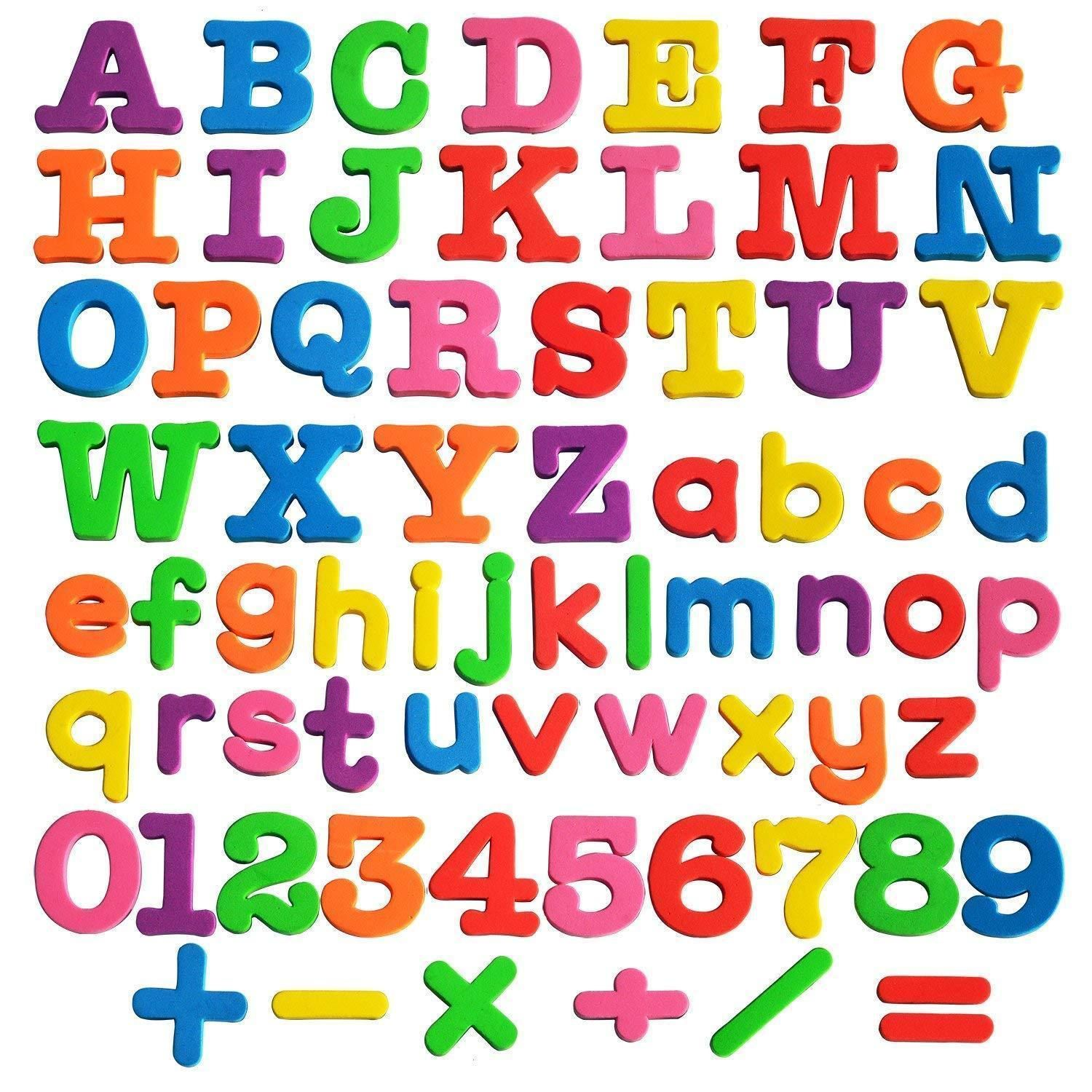 Magnets 145933 Magnetic Letters And Number Abc Magnets For Kids Gift Set Alphabet Refrigerator Buy It Now Alphabet Magnets Kids Gift Sets Magnetic Letters