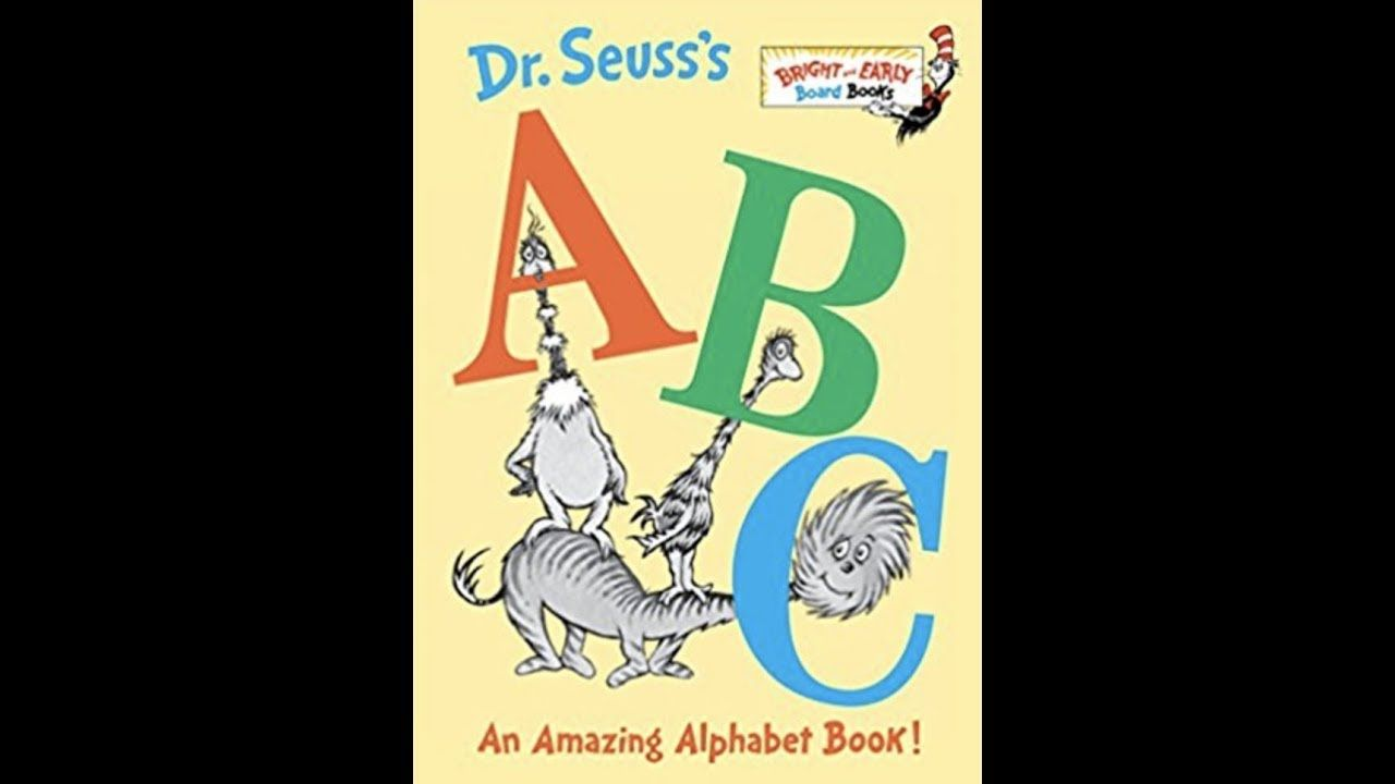 Dr seusss abc read aloud storytime jacqueline