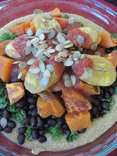 Veggie by Season: Mayan Harvest Bake, Take II.