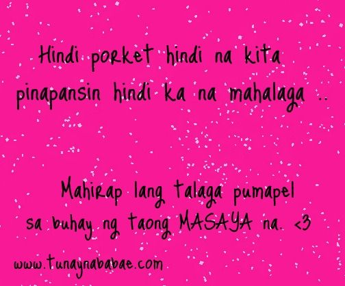 Tagalog Love Quotes - http://www.meagraphics.com/tagalog-love ...