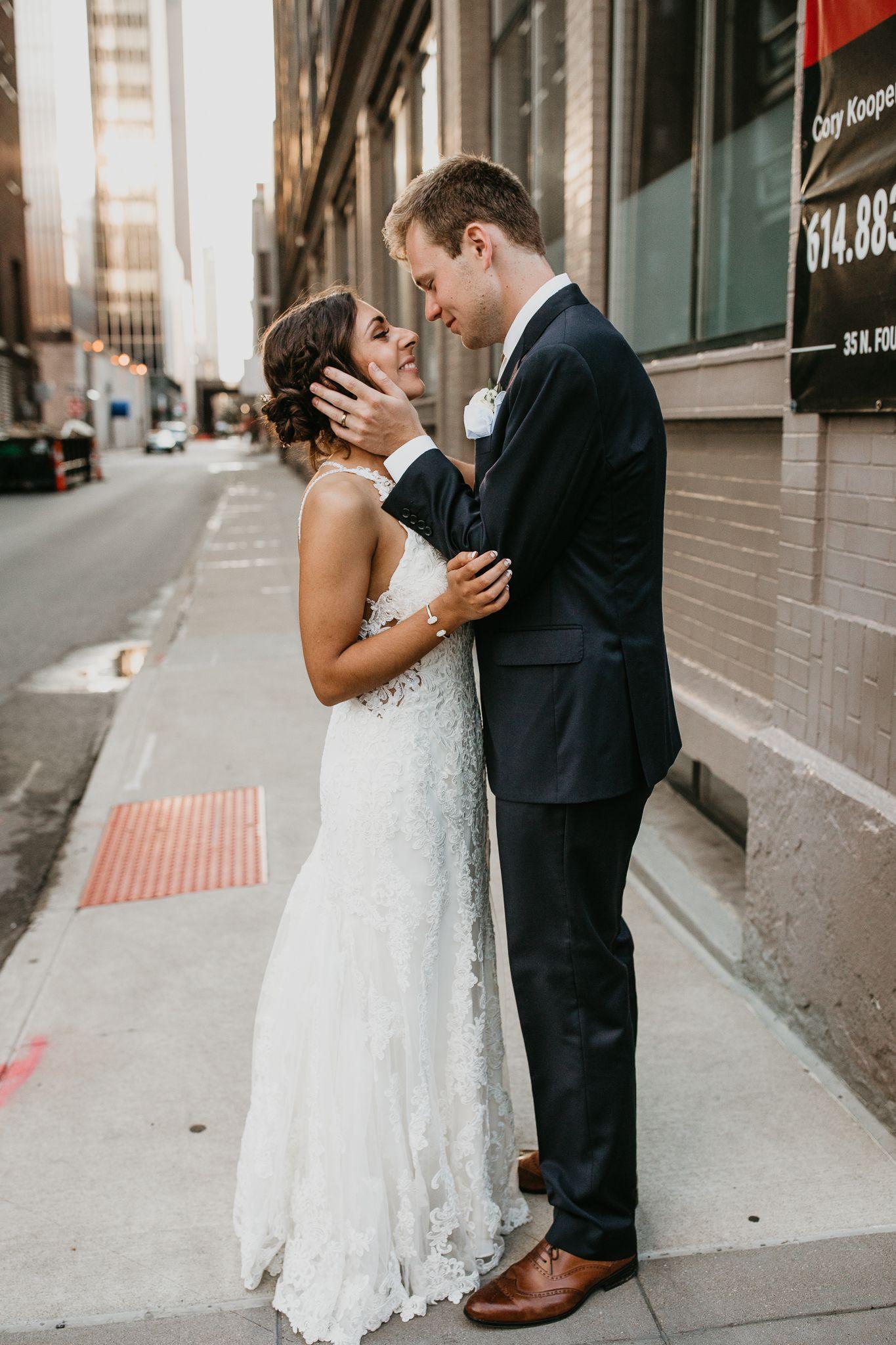 Columbus, Ohio Ohio wedding, Downtown wedding, Wedding