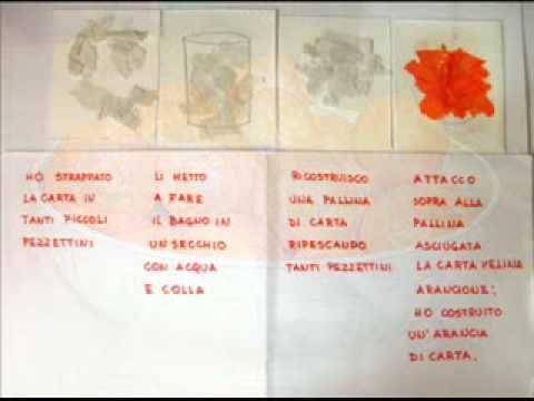 """Percorso didattico """"L'arancia"""" - Scuola dell'Infanzia - 3 anni"""