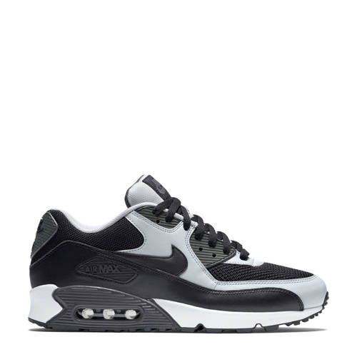 nike air max 90 zwart grijs