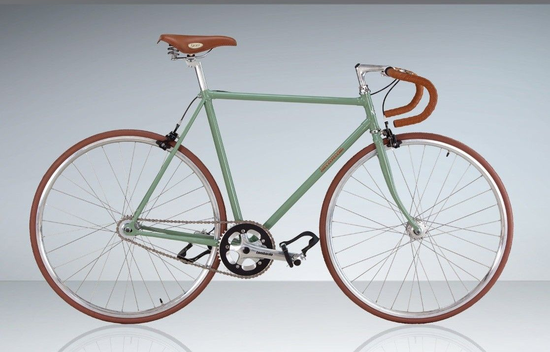 Single Speed Gold Coast: Italian lugged frame fixie   Bike ...