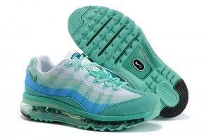 Beste Nike Air Max 95 DYN FW Dames Hardloopschoenen Wit Jade ...