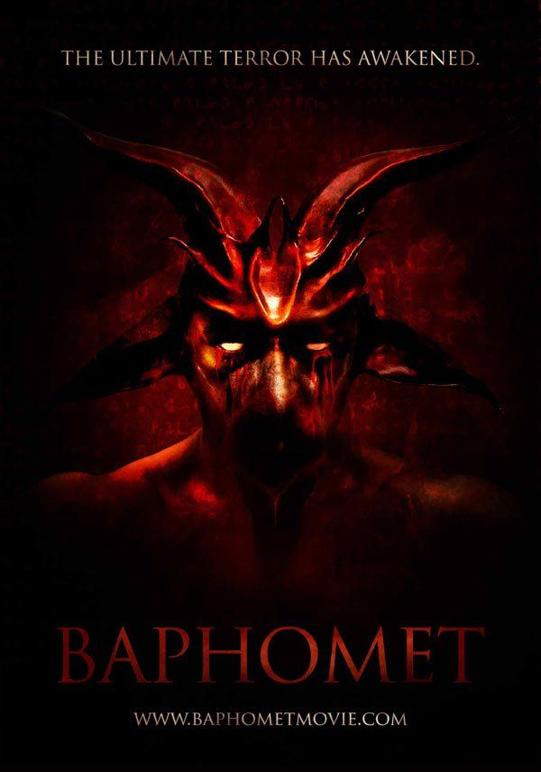 New Demon Movie 'Baphomet (2015)' Poster - Hell Horror in 2019