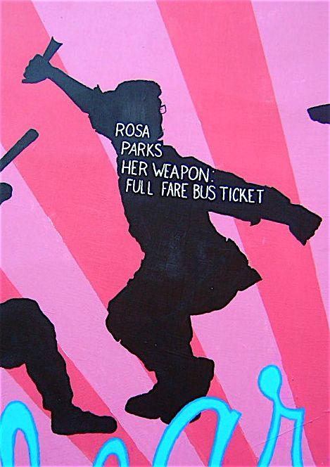 San Francisco - Rosa Parks