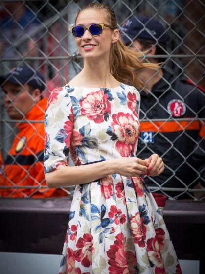 Italian beauty Beatrice Borromeo