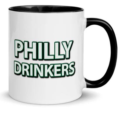 Philly Drinkers Mug